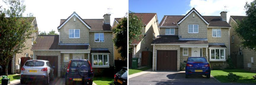 Architectural services architectural services in bristol for Garage extension ideas