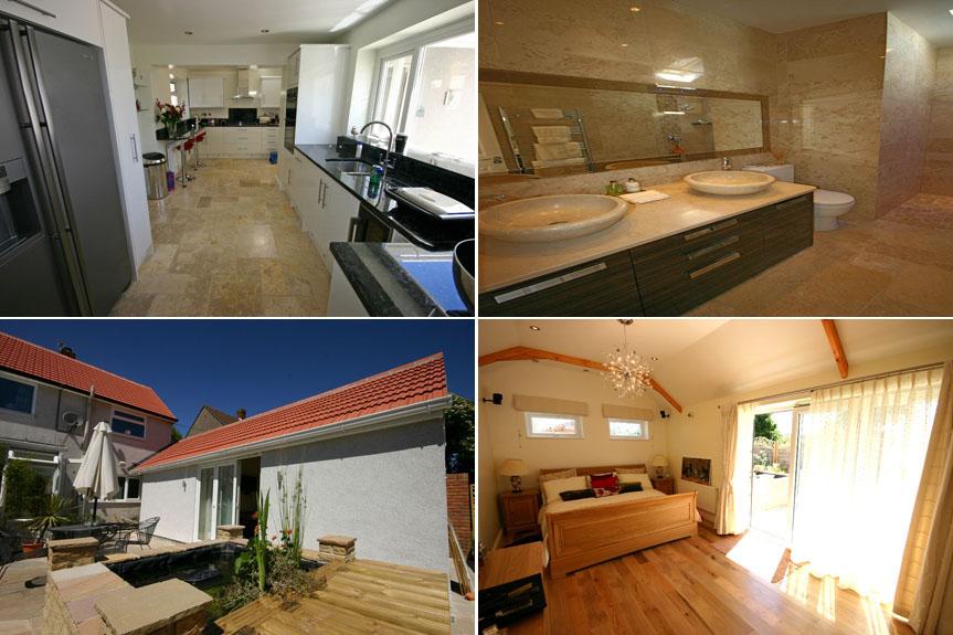 Architectural services architectural services in bristol for Garage extension designs